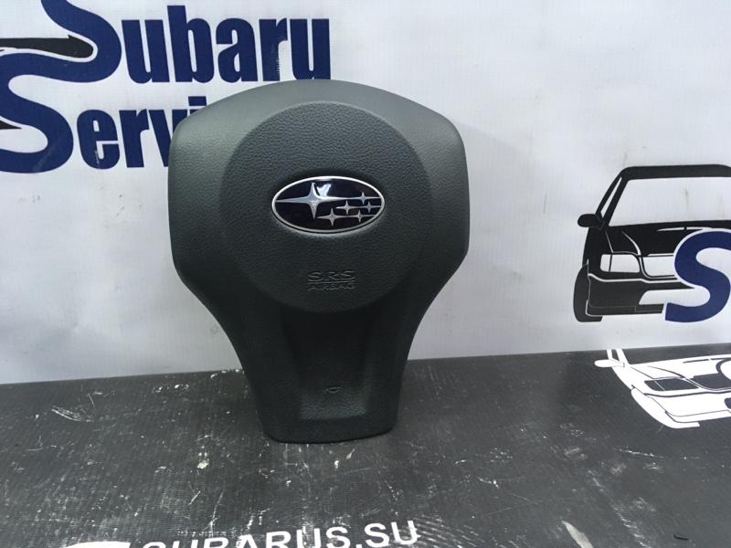 Подушка airbag в руль Subaru Legacy BRM FB25 2012