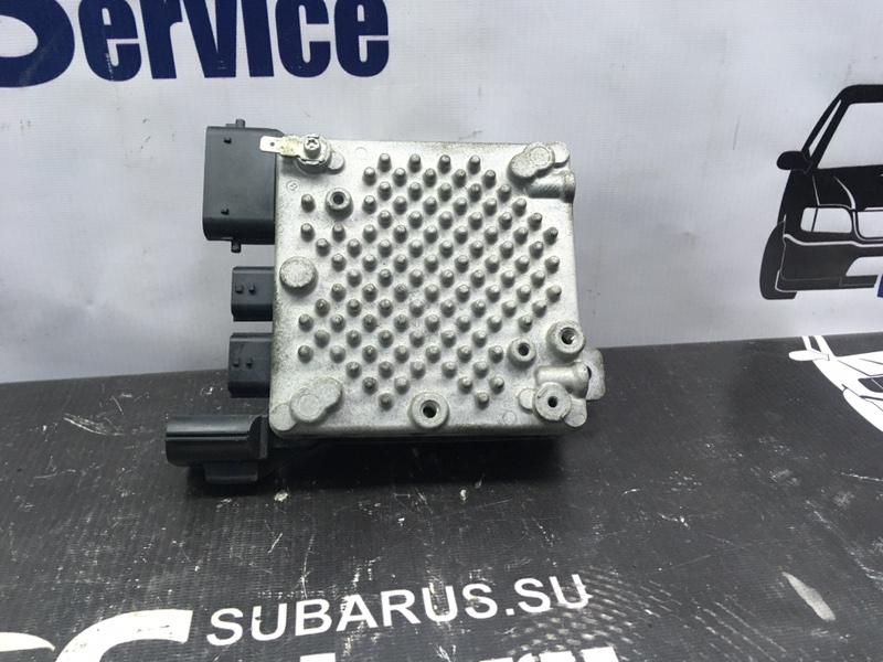 Блок управления рулевой рейкой Subaru Legacy BRM FB25 2012