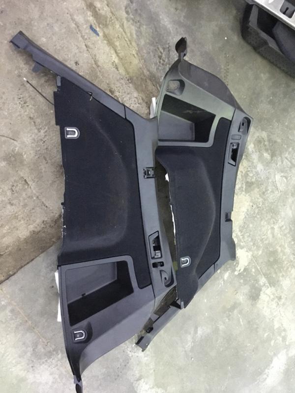 Обшивка багажника Subaru Legacy BRM FB25 2012