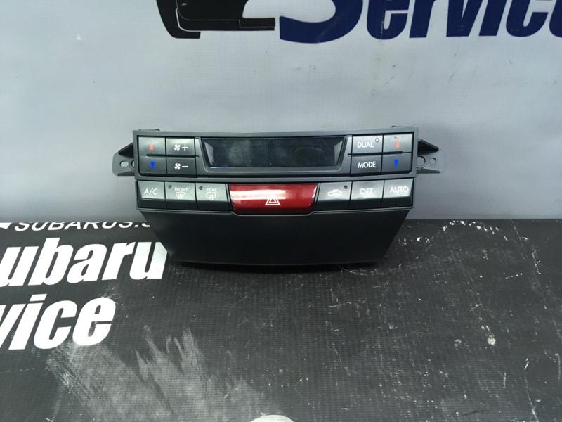 Блок управления климат-контролем Subaru Legacy BRM FB25 2012