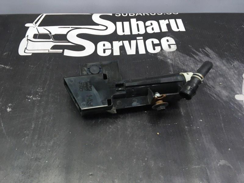 Форсунка омывателя фары Subaru Legacy BRM FB25 2012 передняя