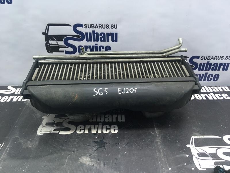Интеркулер Subaru Forester SG5 EJ205 2003