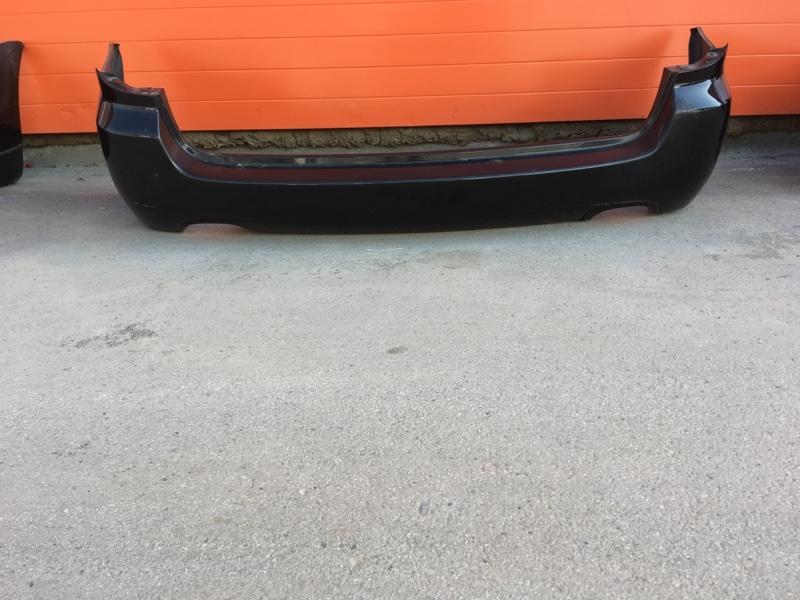 Бампер Subaru Legacy BP5 EJ20X 2006 задний