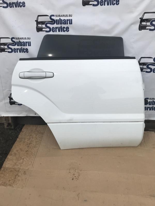 Дверь Subaru Forester SG5 EJ205 2004 задняя правая