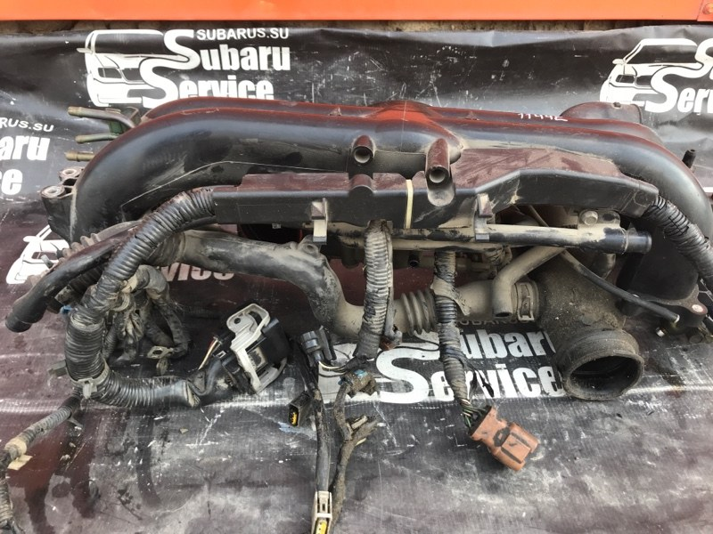 Впускной коллектор Subaru Legacy BP5 EJ20X 2004