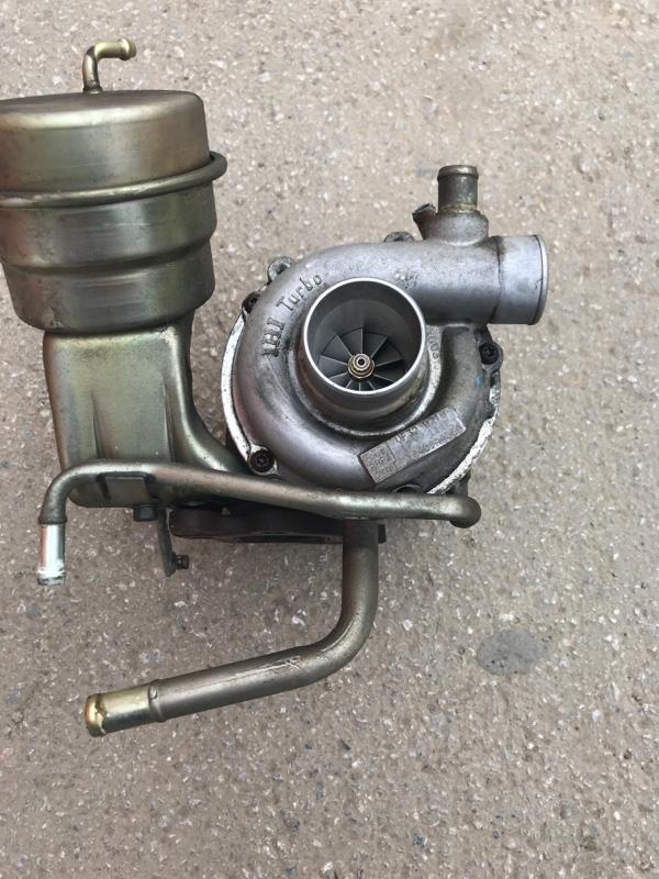 Турбина Subaru Iegacy BE5 EJ206 1999 правая