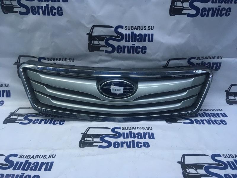 Решетка радиатора Subaru Outback BR9 EJ253 2009