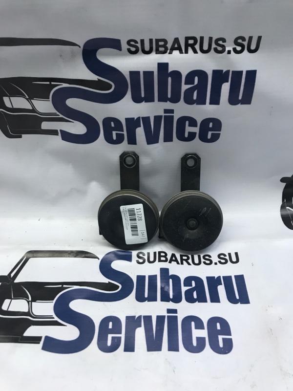 Сигнал звуковой Subaru Outback BR9 EJ253 2009 задний левый