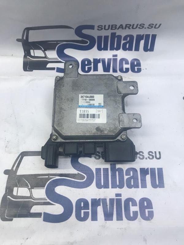 Блок управления рулевой рейкой Subaru Outback BR9 EJ253 2009