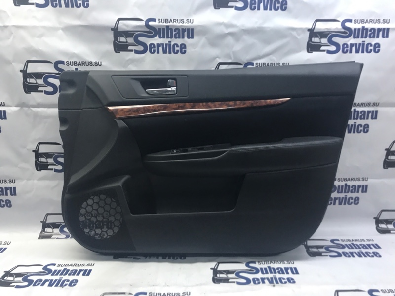 Комплект обшивок двери Subaru Outback BR9 EJ253 2009