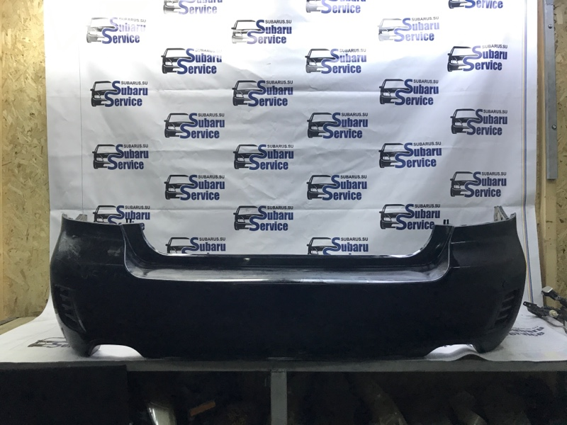 Бампер Subaru Legacy BLE EZ30D 2003 задний