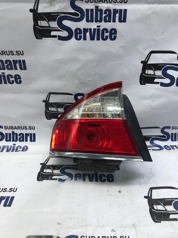 Стоп-сигнал Subaru Legacy B4 BLE EZ30D 2003 задний левый