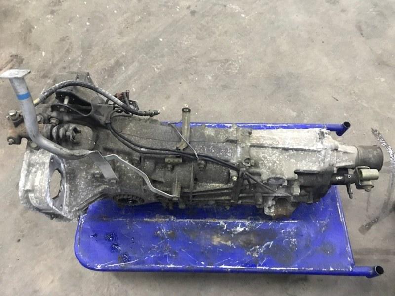Мкпп Subaru Legacy BP5 EJ204 2004