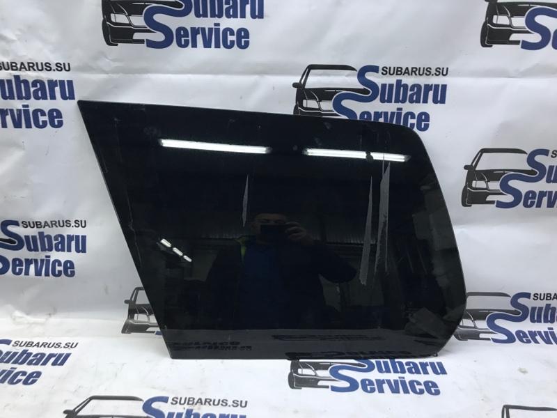Стекло собачника Subaru Forester SG5 EJ205 2006 левое