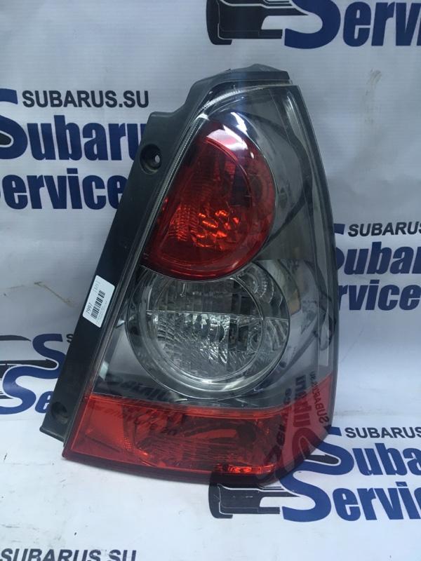 Стоп-сигнал Subaru Forester SG5 EJ205 2005 задний правый