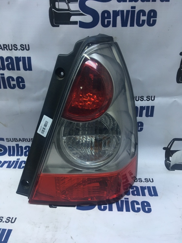 Стоп-сигнал Subaru Forester SG5 EJ205 2006 задний правый