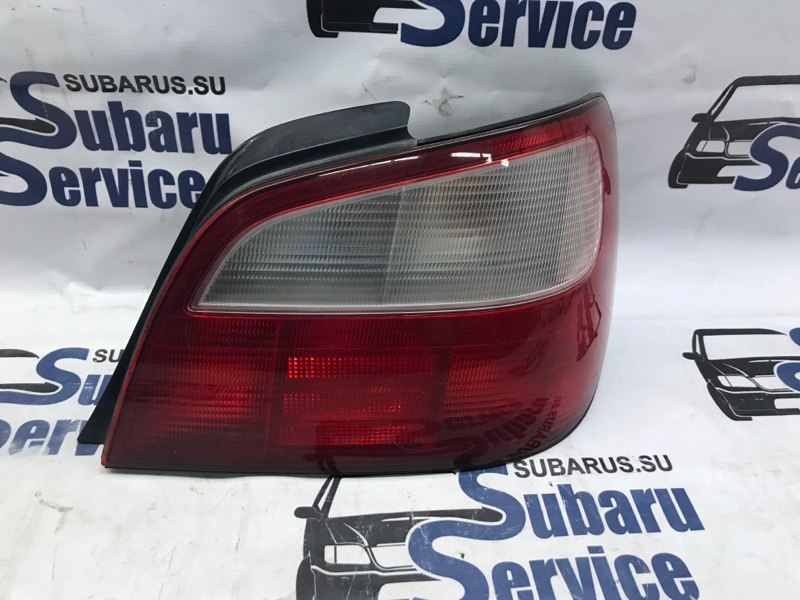 Стоп-сигнал Subaru Impreza Wrx GDA EJ205 2000 задний правый