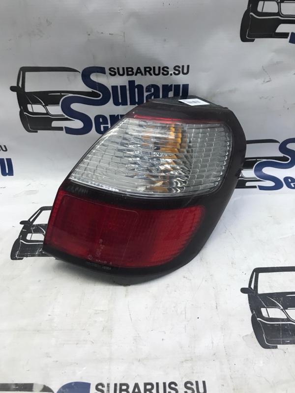 Стоп-сигнал Subaru Legacy Wagon BH9 EJ254 2000 задний правый