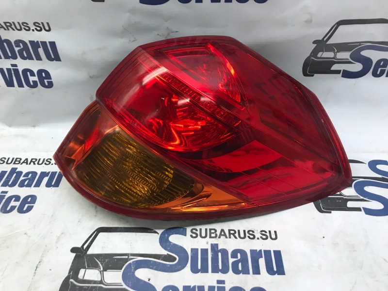 Стоп-сигнал Subaru Legacy BP5 EJ20X 2003 правый