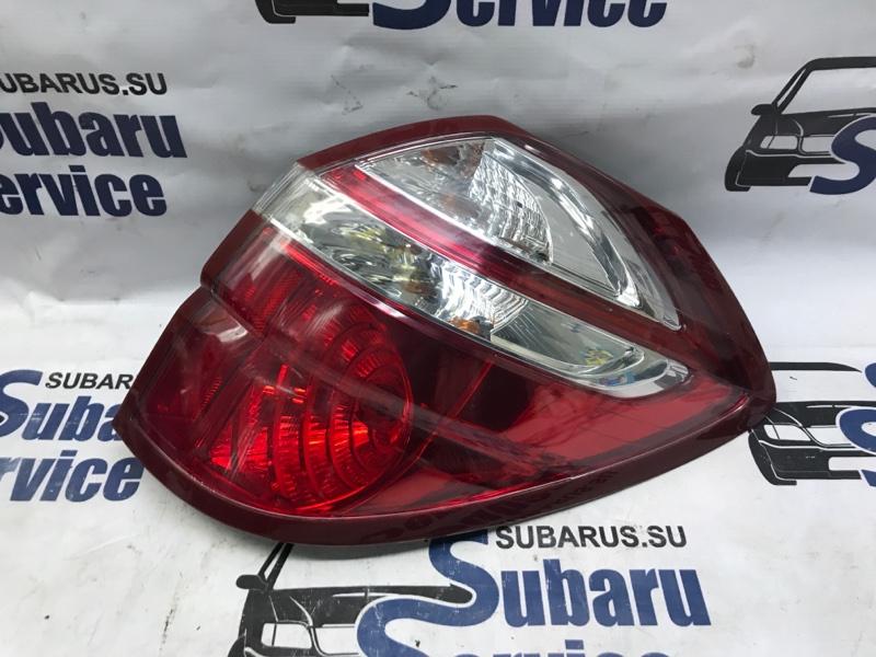Стоп-сигнал Subaru Outback BP9 EJ253 2006 задний правый