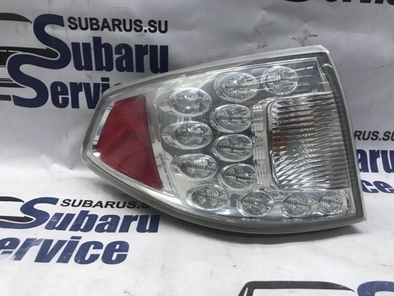 Стоп-сигнал Subaru Impreza GH7 EJ203 2008 задний левый