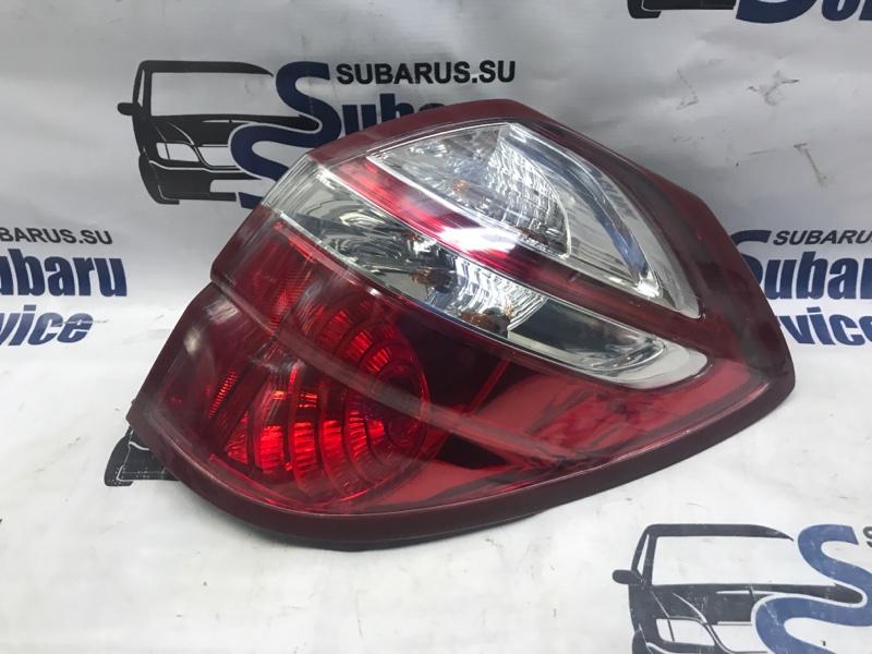 Стоп-сигнал Subaru Legacy BP5 EJ20X 2006 задний правый