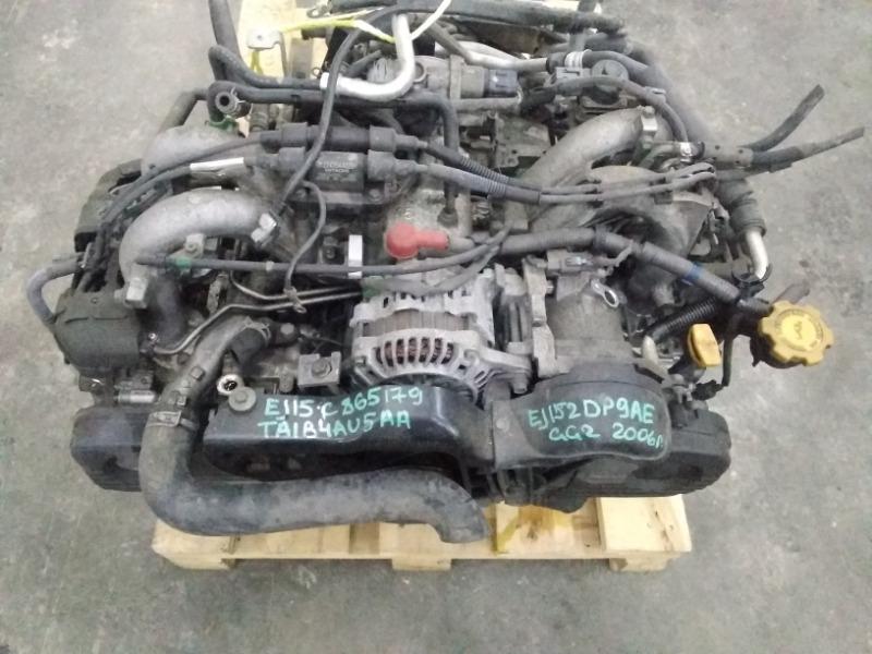 Двигатель Subaru Impreza GG2 EJ152 2003