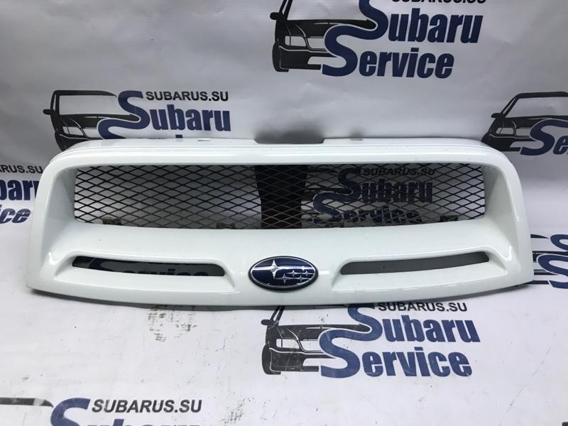 Решетка радиатора Subaru Forester SG5 EJ205 2003