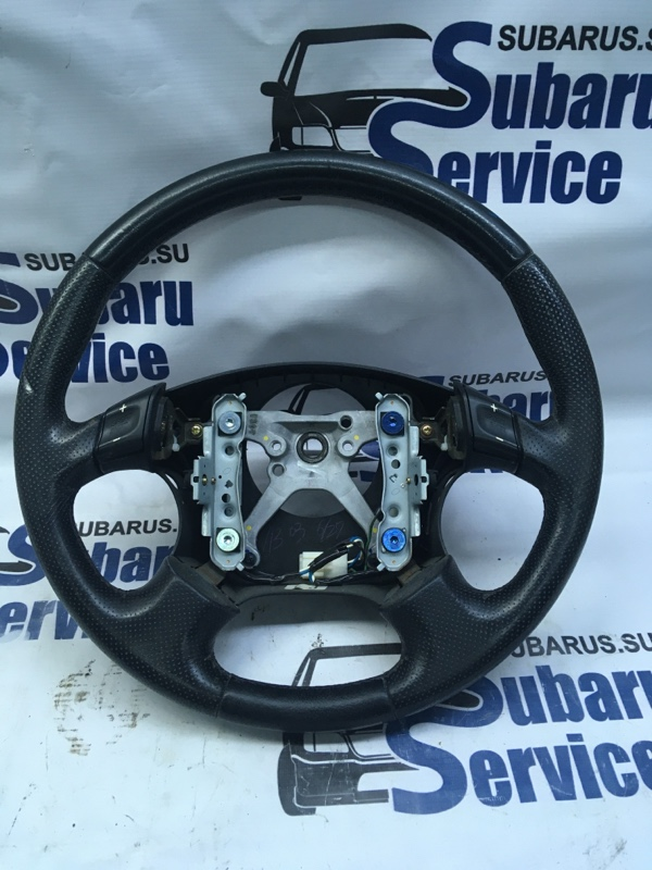 Руль Subaru Forester SG5 EJ205 2003