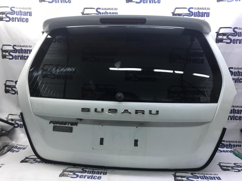 Дверь 5-ая Subaru Forester SG5 EJ205 2003