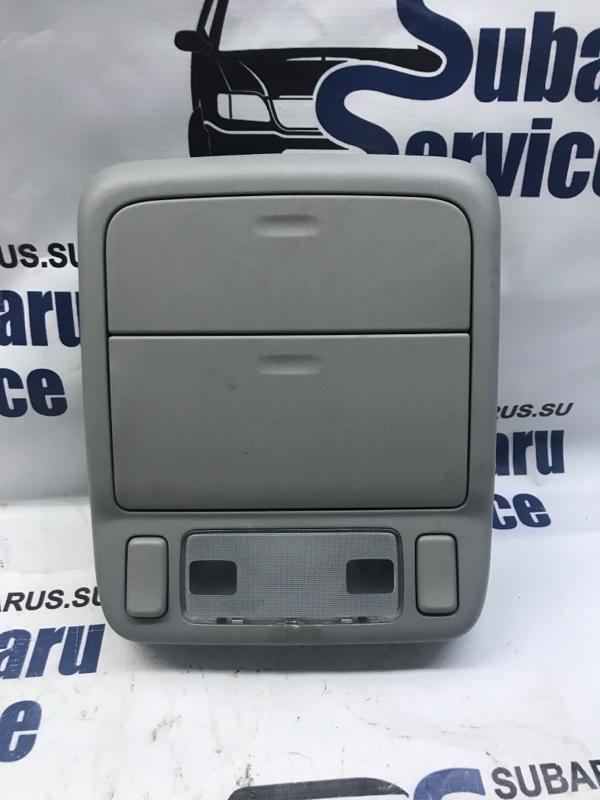 Плафон салонный Subaru Forester SG5 EJ205 2003 передний
