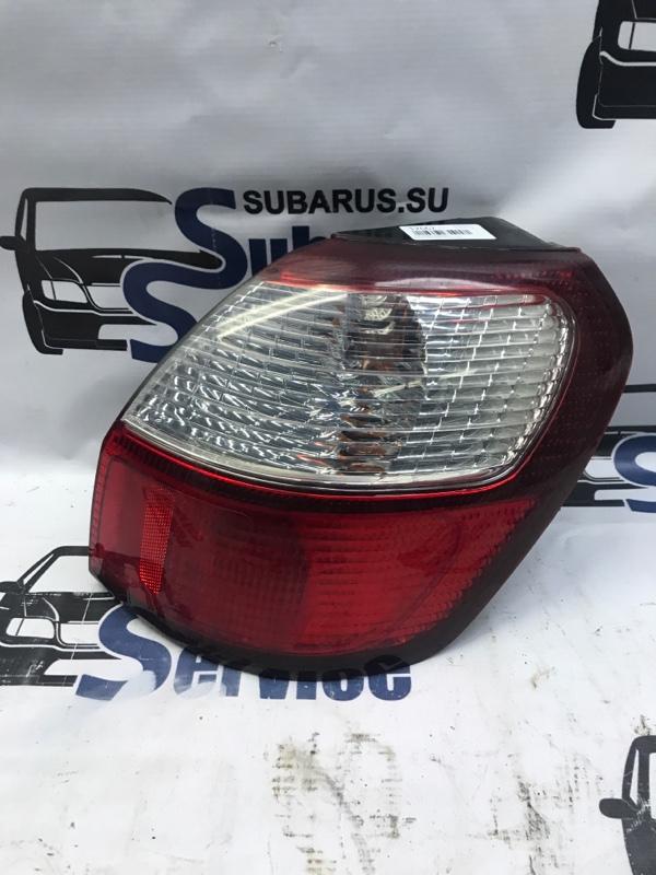 Стоп-сигнал Subaru Legacy BH5 EJ206 2002 задний правый