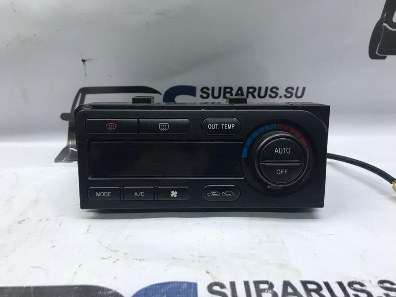 Блок управления климат-контролем Subaru Legacy BH5 EJ206 2002