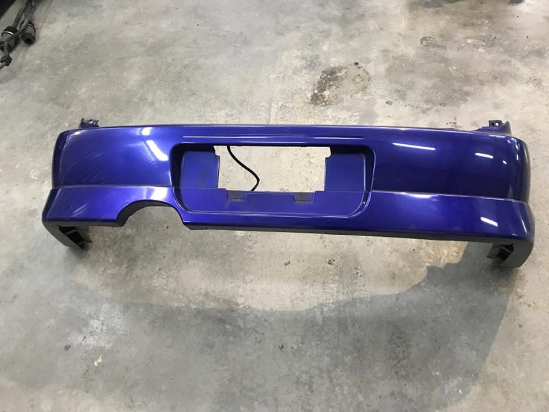 Бампер Subaru Impreza GG2 EJ152 2003 задний