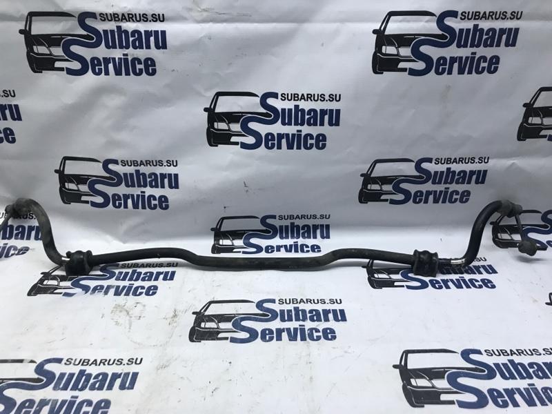 Стабилизатор поперечной устойчивости Subaru Legacy Wagon BH5 EJ206 2002 передний