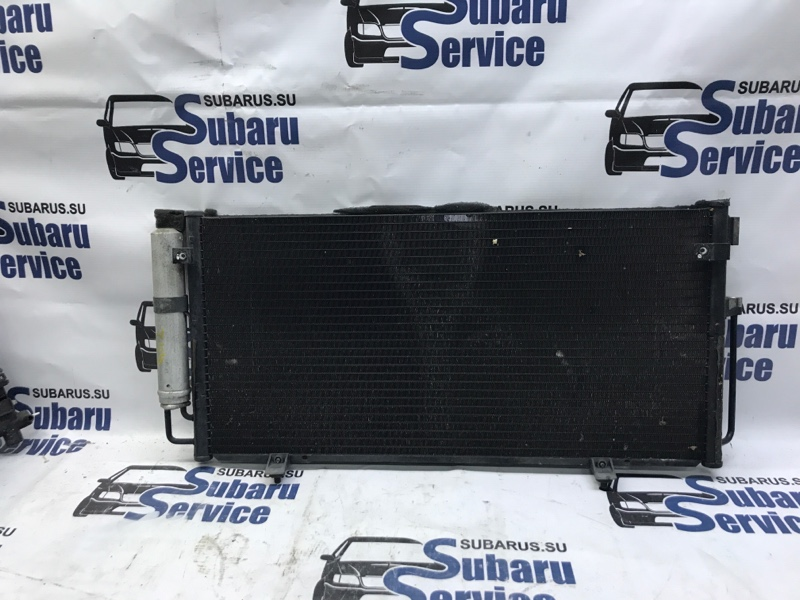 Радиатор кондиционера Subaru Impreza GG2 EJ152 2003