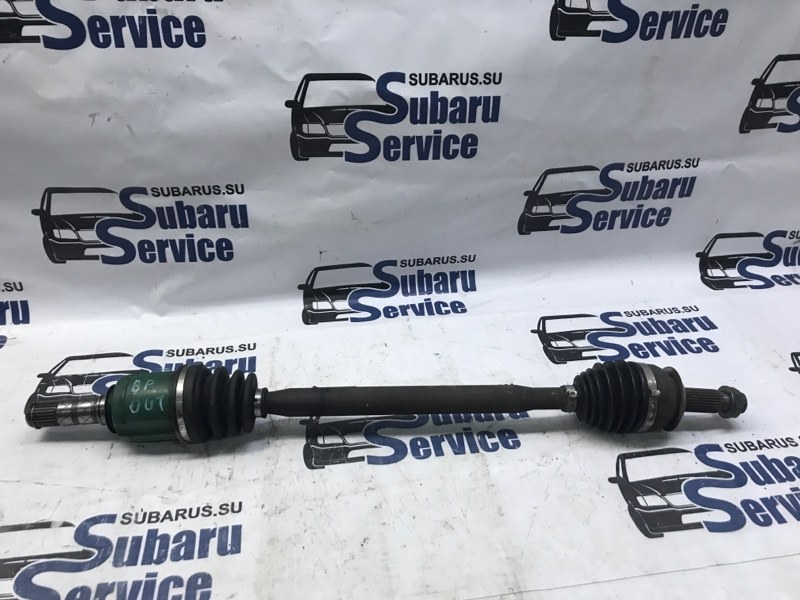 Привод Subaru Outback BP9 EJ253 2004 передний левый