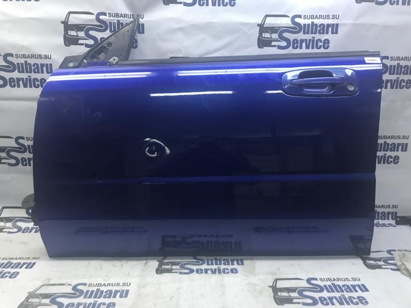 Дверь Subaru Impreza GG2 EJ152 2003 передняя левая