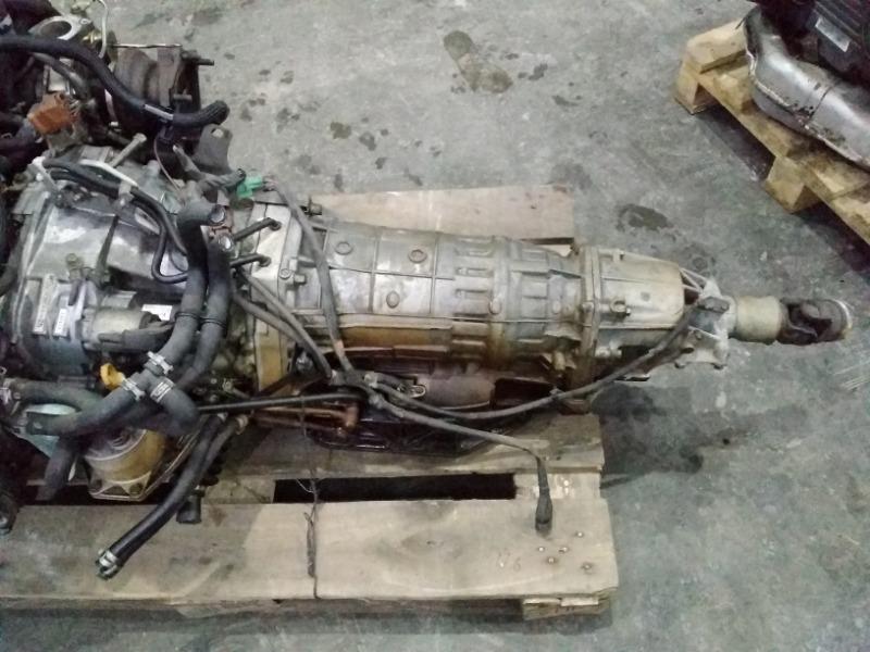 Акпп Subaru Legacy BP5 EJ20X 2006