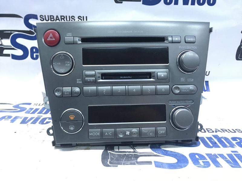 Блок управления климат-контролем Subaru Legacy BPE EZ30 2003