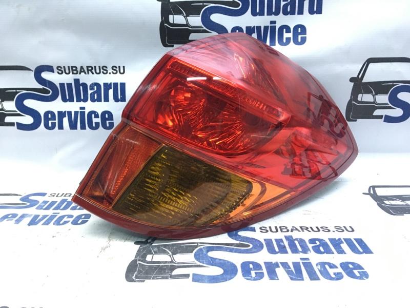 Стоп-сигнал Subaru Legacy BPE EZ30 2003 задний правый