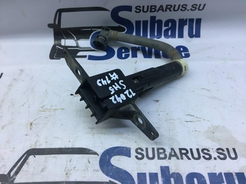 Форсунка омывателя фары Subaru Forester SH5 EJ205 2009 передняя правая