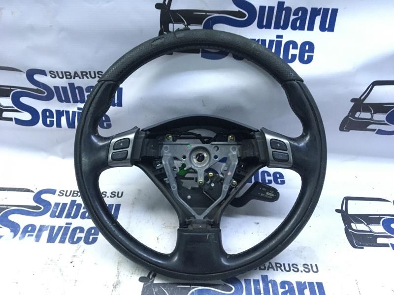 Руль Subaru Legacy Wagon BPE EZ30 2003