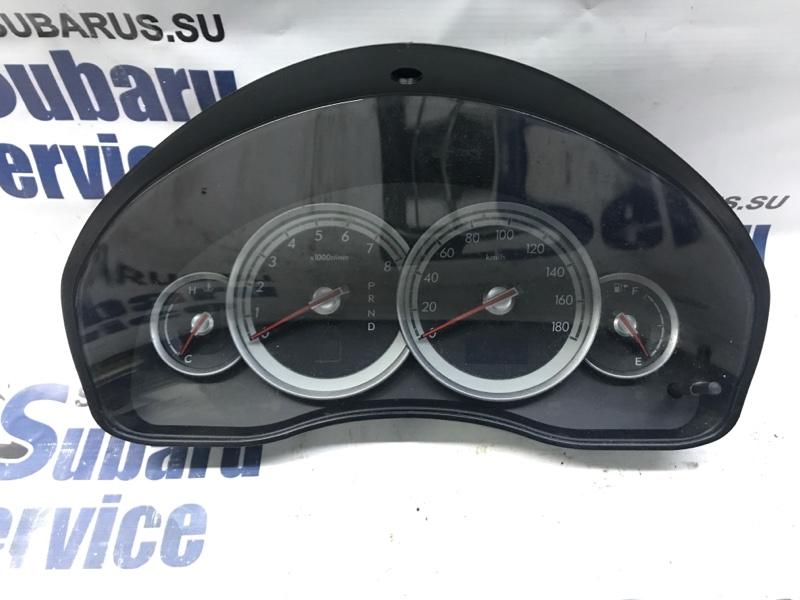Щиток приборов Subaru Outback BPE EZ30 2005