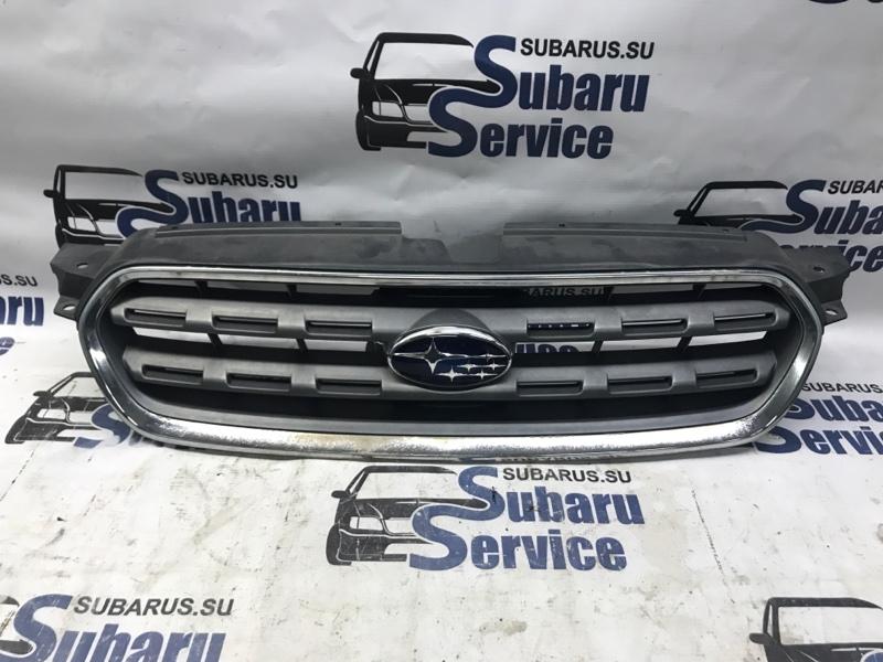 Решетка радиатора Subaru Outback BPE EZ30 2005