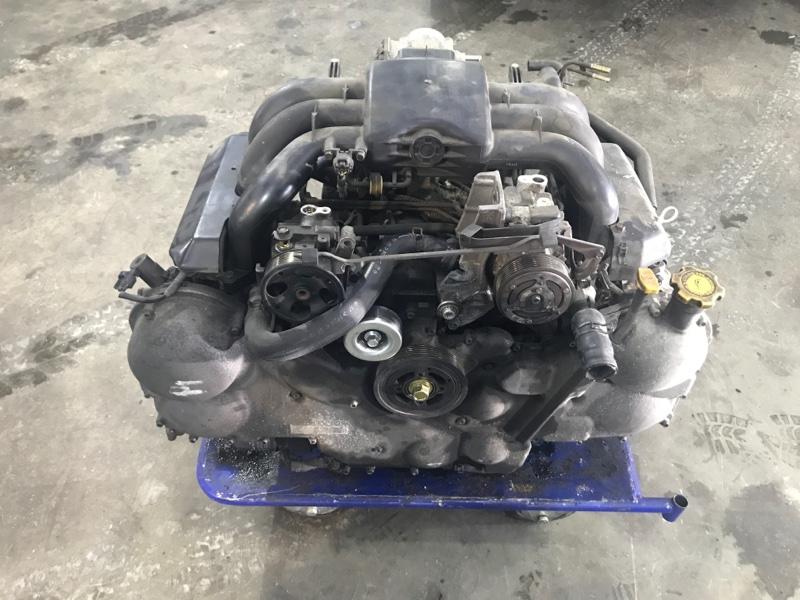 Двигатель Subaru Outback BPE EZ30 2005