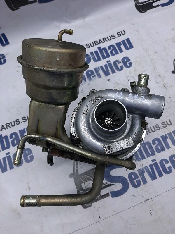 Турбина Subaru Legacy BE5 EJ208 2001 правая