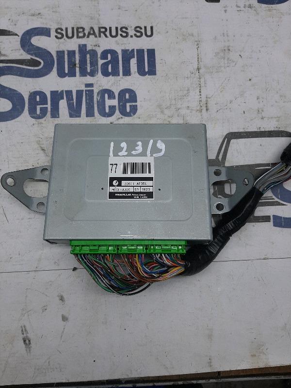 Блок управления двс Subaru Legacy Wagon BH5 EJ201 1999