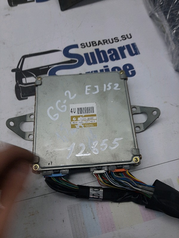 Блок управления двс Subaru Impreza GG2 EJ`152 2004