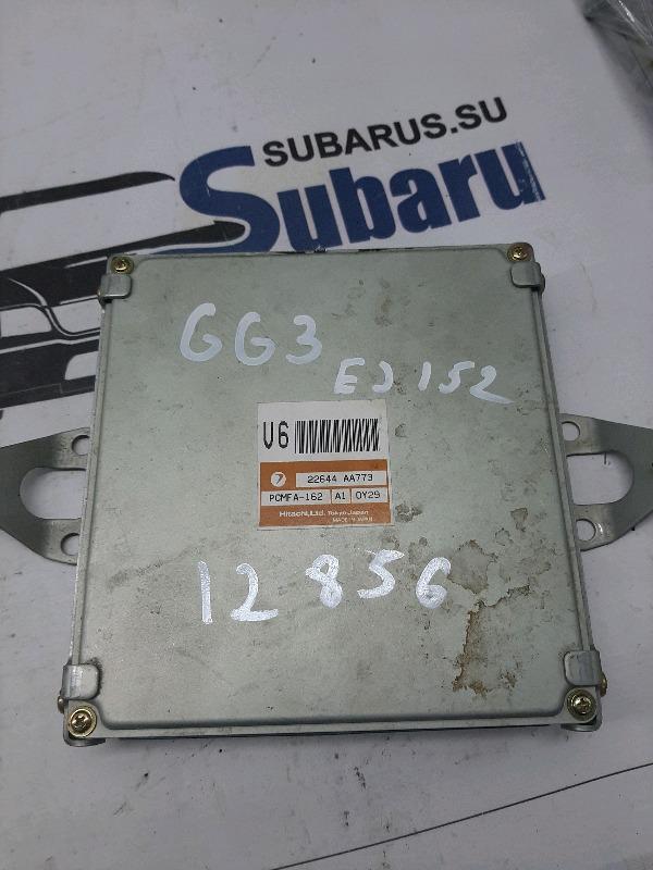 Блок управления двс Subaru Impreza GG3 EJ`152 2005